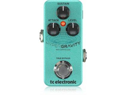 Kytarový efekt TC ELECTRONIC Hypergravity Mini Compressor