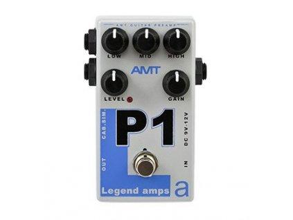 Kytarový efekt AMT ELECTRONICS P1 Legend Amps