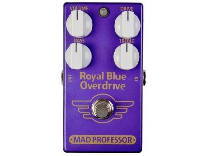 Kytarový efekt MAD PROFESSOR Royal Blue Overdrive