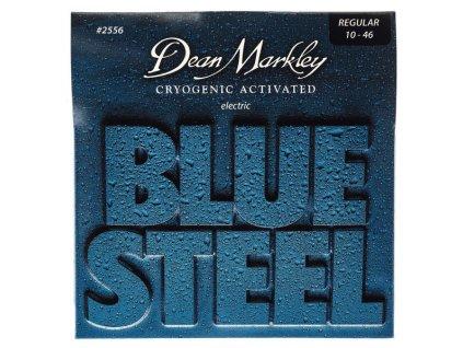 Struny el. kyt. Dean Markley Blue Steel 10 - 46, Multi Pack