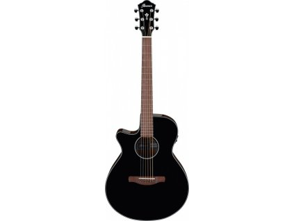 Elektro akustická kytara Ibanez AEG50L BKH, Left hand
