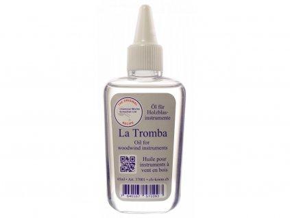 Olej na dřevěné dechové nástroje - La Tromba