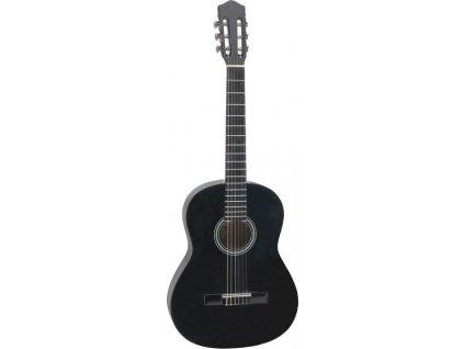 Klasická kytara CALIDA BENITA 7/8 black