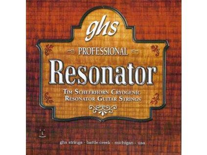 Struny pro resonator GHS TS1600