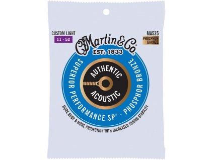 Struny na akustickou kytaru MARTIN MA535 11