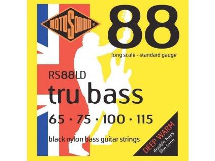 Struny na pětistrunnou basovou kytaru ROTOSOUND RS 88LD
