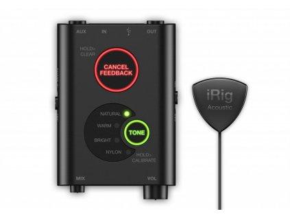 Mobilní systém pro ozvučení kytary - iRig Acoustic Stage