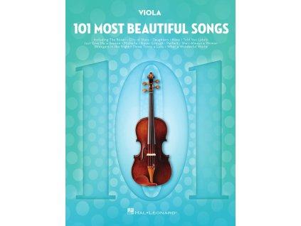 101 Most Beautiful Songs / viola