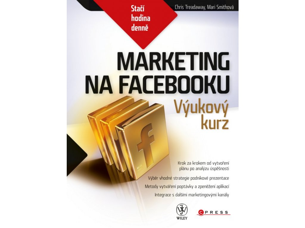kniha marketing na facebooku ien142108