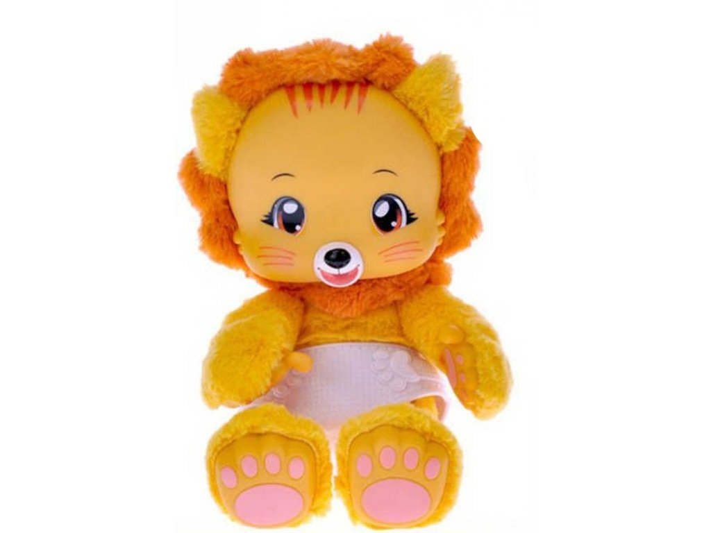 98829938 zoopy babies lvicek plysovy 24cm[1]