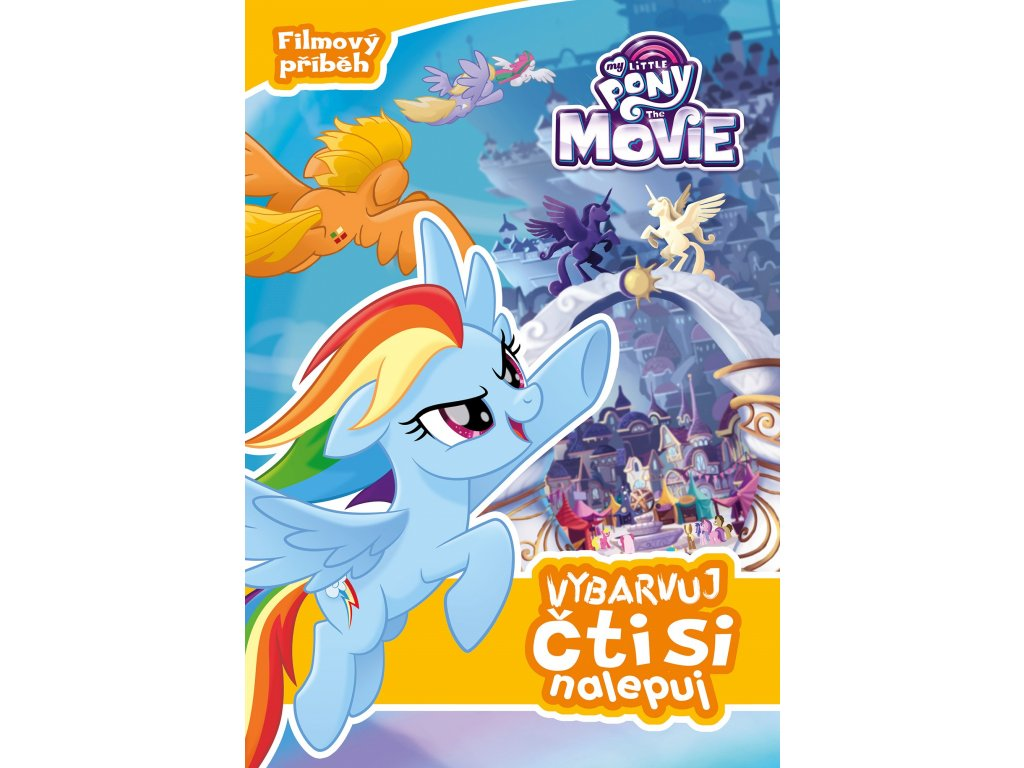 0039026061 my little pony movie vcn cz v