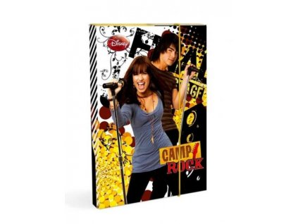 Box na sešity A5 Camp Rock