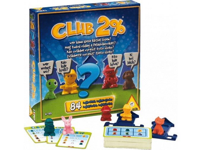 Hra Club 2%