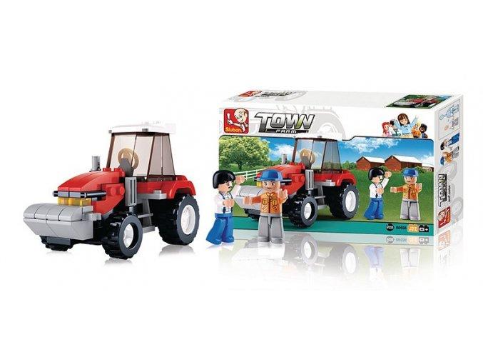 Sluban Town Farm Traktor