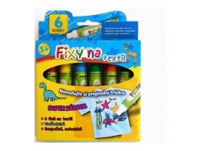 Fixy na textil 6 ks[1]