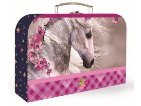 Kufřík lamino Junior kůň