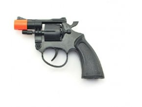 1077042340 pistole kapslovka plast 13cm 8 ran na karte[1]