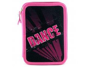 Školní penál s náplní DANCE Target