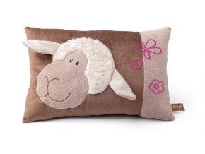LUMPIN Polštář ovečka Olivia