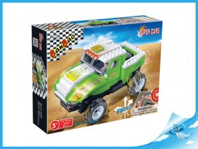 Banbao stavebnice Super Cars R/C auto - Aeolus