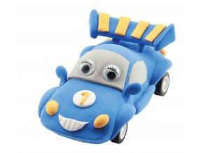 Racing Time auto 28g+14g modré