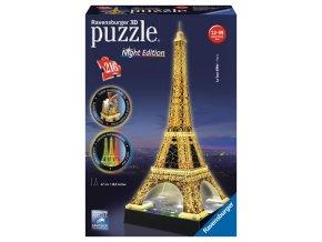 Eiffelova věž (Noční edice) 3D 216d