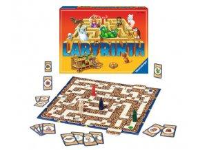 Tajemnice Labyrintu hra