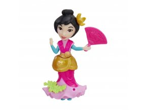 hasbro disney princess mini laleczka mulan b7156[1]