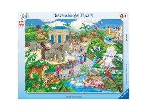 ravensburger puzzle navsteva v zoo 45 dilu a171660[1]