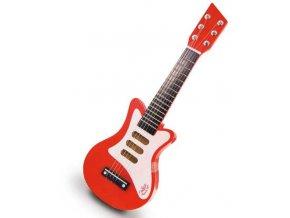 1076232130 detske hudebni nastroje cervena rock n roll kytara[1]