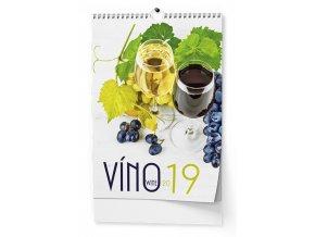 Nástěnný kalendář A3