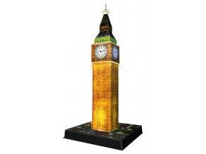 Big Ben (Noční edice) 3D 216d