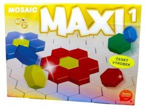 Mozaika Maxi/1 60 ks v krabici