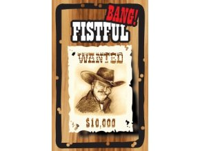 Hra BANG! Fistful