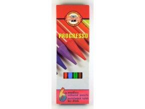 kohinoor pastelky progresso 6 barev[1]