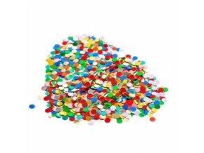 konfety papirove barevny mix 100 g 1 bal 1483262677