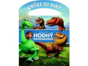 83199736 hodny dinosaurus knizka do ruky