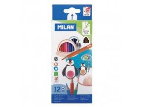 Pastelky MILAN 12 ks