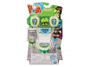 Spin Master Flush Force 4 figurky + záchod barva: fialová