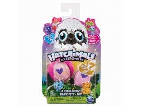 Hatchimals sběratelská zvířátka ve vajíčku 2 ks série 2