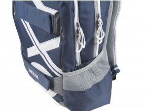 Anatomický batoh OXY Sport BLUE LINE White