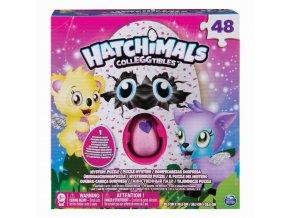 SM Hatchimals puzzle 48 ks s exclusive zvířátkem