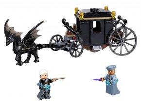 Lego Grindelwaldův útěk