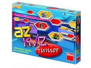 AZ kvíz junior společenská hra 10+ v krabici