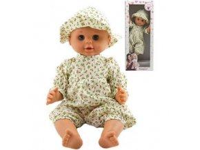 hamiro panenka miminko 50cm pevne telicko kvetinovy oblecek v krabici[1]