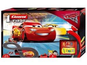 Autodráha Carrera FIRST Auta 3/Cars