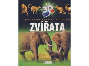Velká encyklopedie s 3D obrázky – Zvířata
