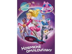 0035249376 barbie ve hvezdach kosmicke omalovanky cz v