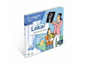 Kouzelné čtení Interaktivní mluvící minikniha Lékař