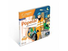 Kouzelné čtení Interaktivní mluvící minikniha Popelář